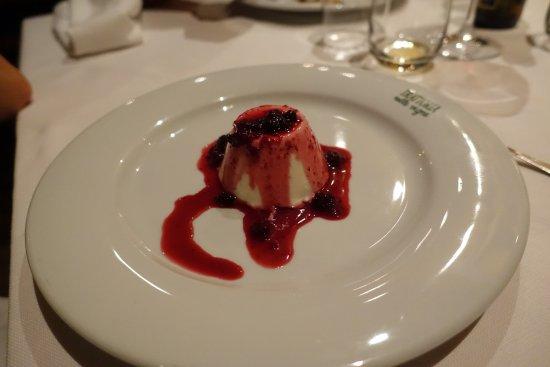 Diano d'Alba, Itália: Dessert