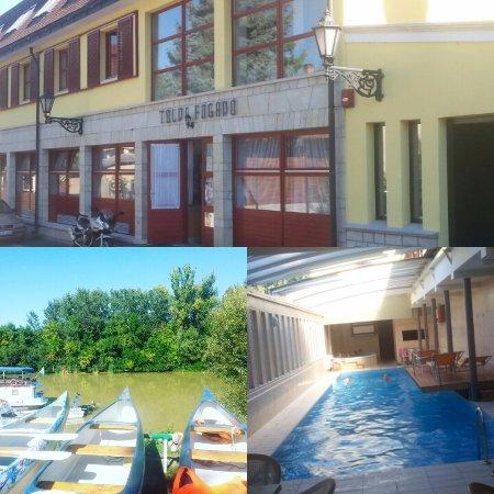 Tokaj, Hongrie : All in one