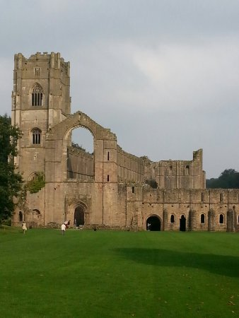 Fountains Abbey and Studley Royal Water Garden: 20140918_154814_large.jpg