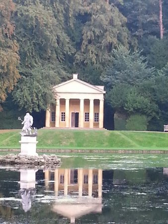 Fountains Abbey and Studley Royal Water Garden: 20140918_173857_large.jpg