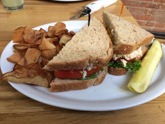 Whitehall, NY: Sandwich
