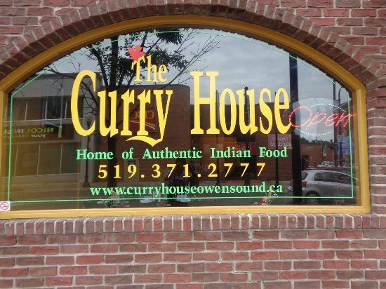Owen Sound, Canadá: Dine in or take out.