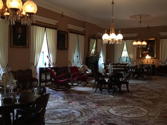 Milledgeville, GA: Interior - Old Governor's Mansion