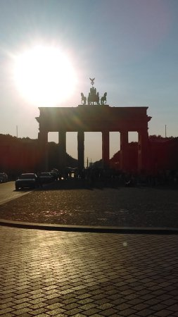 Insider Tour Berlin : Brandenburg Gate
