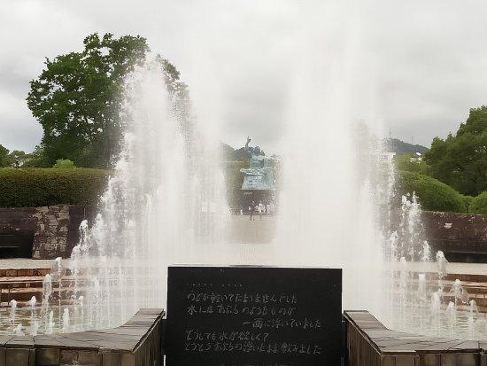 折り鶴 - Picture of Nagasaki Peace Park, Nagasaki - TripAdvisor