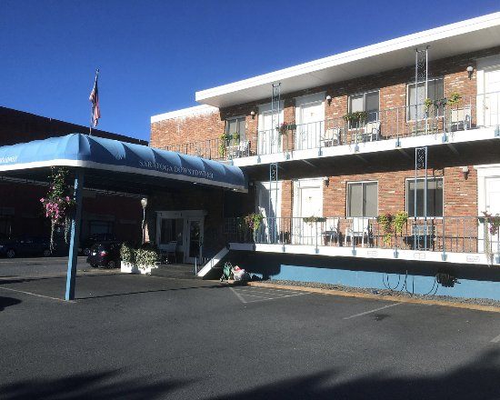 Saratoga Downtowner Motel: Downtowner Motel