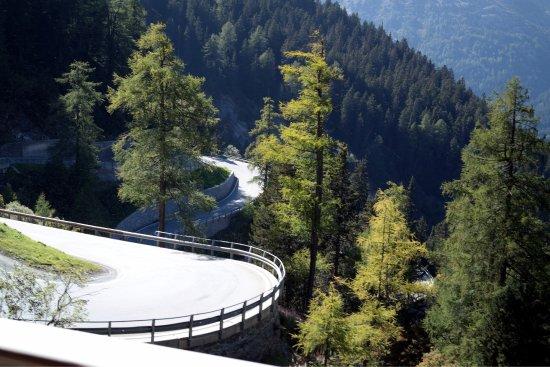 Grisons, Szwajcaria: Maloja Pass