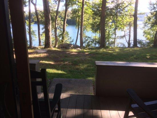 Bolton Landing, NY: Lower Level Lodge Room Lake View