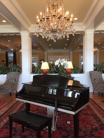 Bolton Landing, estado de Nueva York: Hotel Lobby