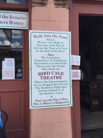 Bird Cage Theatre: photo1.jpg