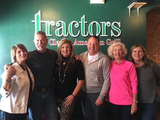 Jackson, Missouri: Tractors Classic American
