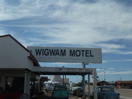 Wigwam Motel Photo