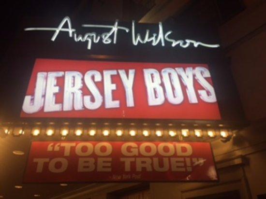 Jersey Boys : Beautiful!!