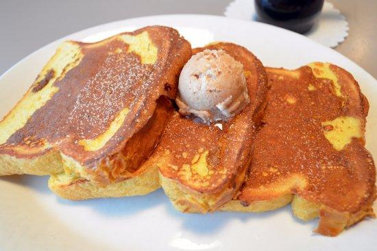 Elmhurst, إلينوي: Texas French Toast