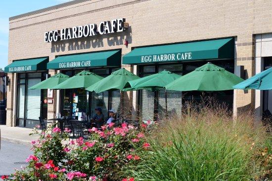 Elmhurst, إلينوي: Egg Harbor Cafe Elmhurst