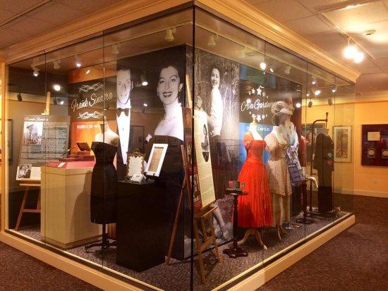 Smithfield, NC: Rotating Exhibit at the Ava Gardner Museum