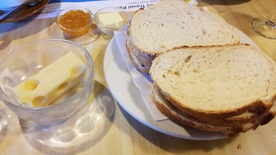 Hotel Mittaghorn: Breakfast