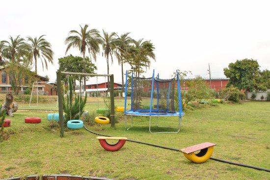 Bilde fra Puembo