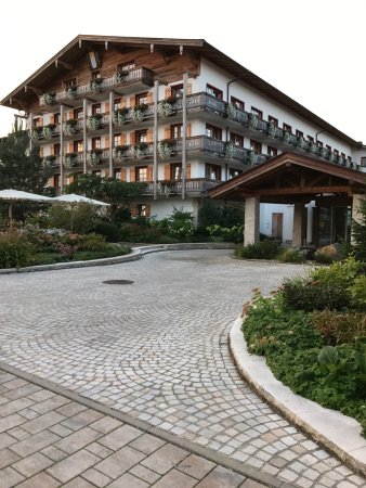 Grassau, Tyskland: A nice 4-star golf resort
