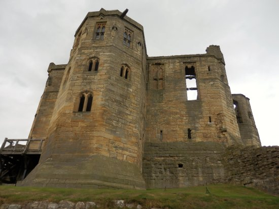 Warkworth, UK: The Great Tower is a great place to explore.