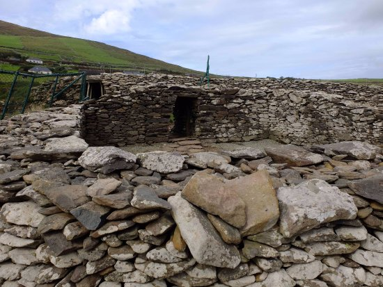 Ventry, Irland: Ruins of Dunbeg Fort