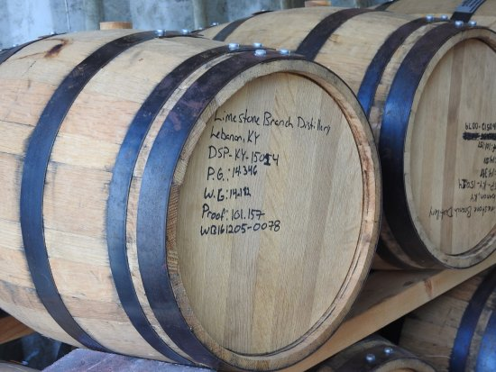 Lebanon, KY: Barrels Of Goodness Waiting To Bloom