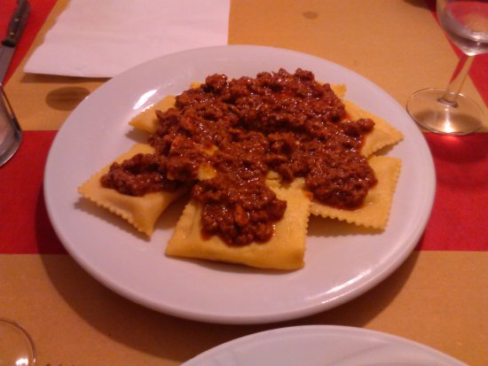 Dicomano, Италия: i tortelli mugellani della Daniela