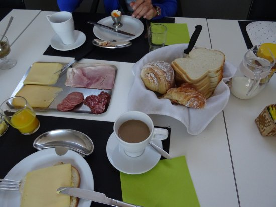B&B 't Walleke: Desayuno