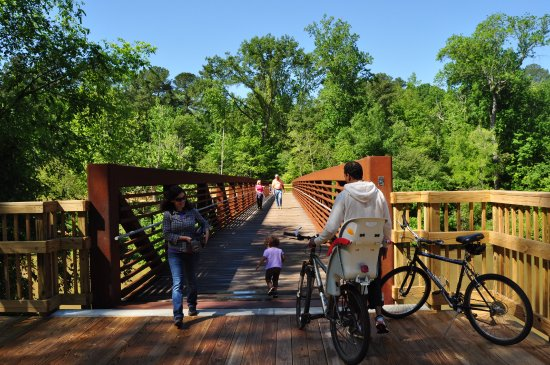 Clayton, NC: Neuse River Walk