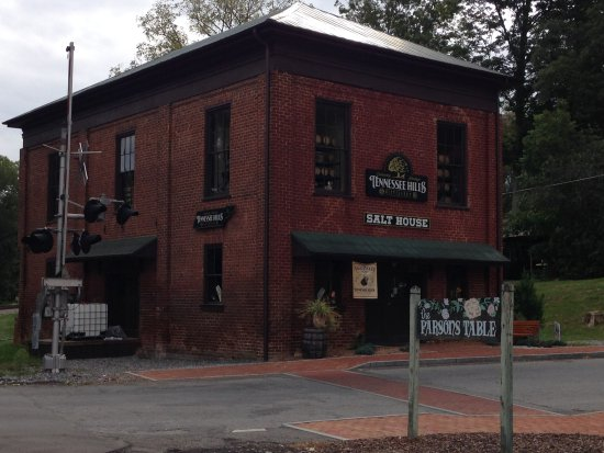 Jonesborough, TN: September 17th visit to Tennessee Hills Distillery, Great Place!