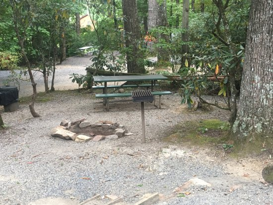 Linville Falls Campground RV Park & Cabins