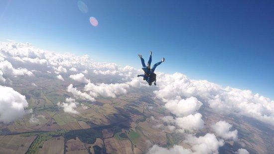 Salisbury, UK: Jump at 10,000ft