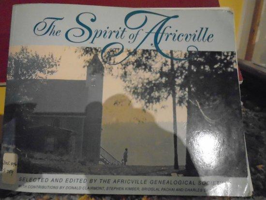 Dartmouth, Kanada: Africville, one of 10 African Nova Scotian communities
