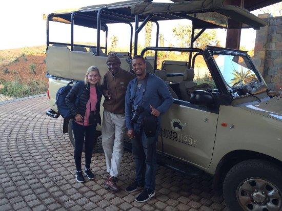 Hluhluwe Game Reserve, Νότια Αφρική: photo0.jpg