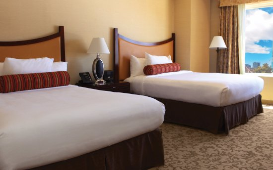Monte Carlo Resort & Casino: Double Queen Room