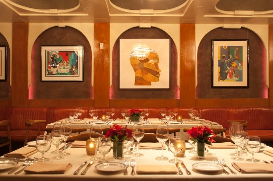 Interior - Picture of Ginny's Supper Club, New York City - Tripadvisor