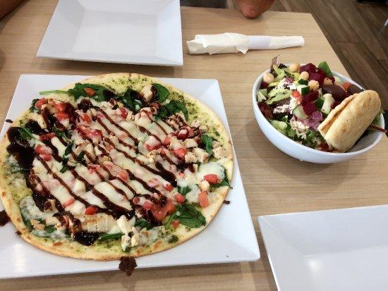 Brooksville, FL: Pizza Niko, Greek Salad