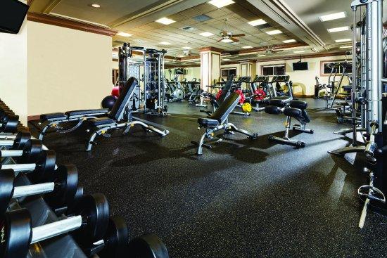 Monte Carlo Resort & Casino: Fitness Center