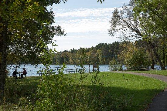 Moose Lake, MN: somebody likes it...