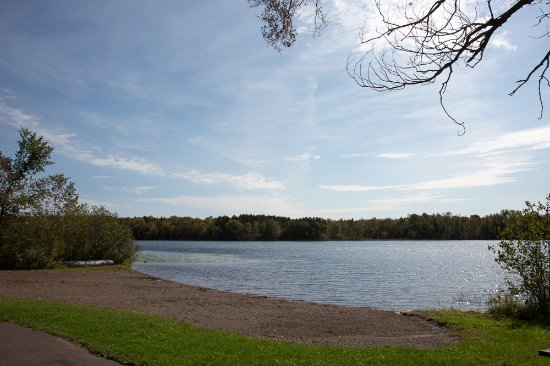 Moose Lake, MN: the lake