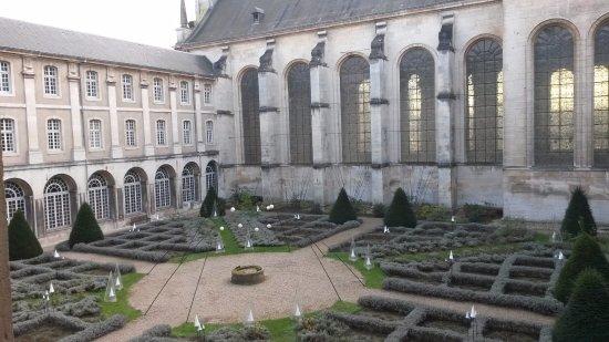 Pont-a-Mousson, Франция: abbaye