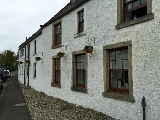 Dunblane, UK: The nearby church has been converted into a restaurant serving home-cooked food.