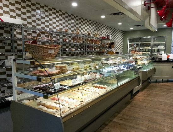 Wayzata, MN: The pastries