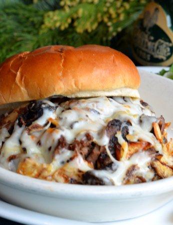 Lombard, IL: Pot Roast Sandwich