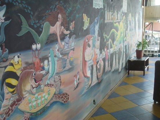 Carenero Island, Panamá: lobby