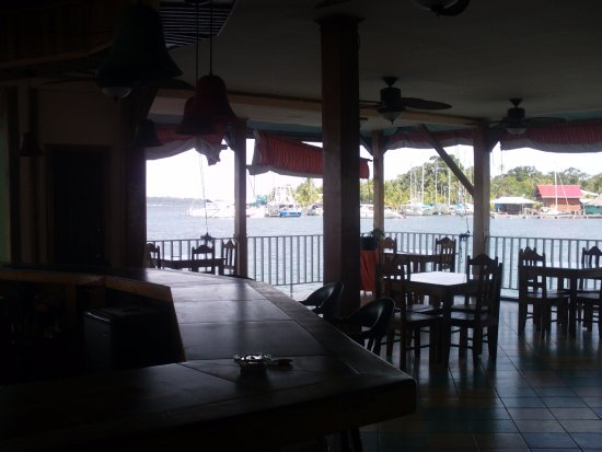 Carenero Island, Panamá: salon comedor