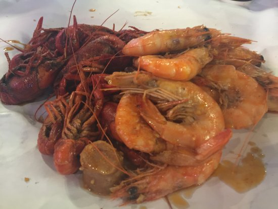 Peoria, AZ: Shrimp and Crawfish