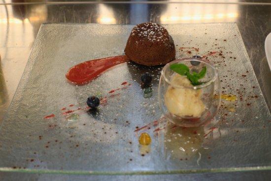 Montespertoli, Włochy: Dessert