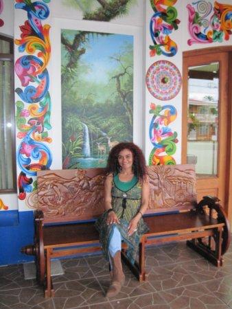 Sarchi, Costa Rica: En contacto con el arte!
