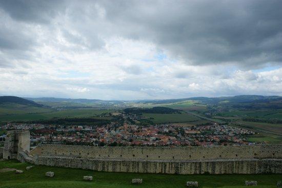 Koszyce, Słowacja: Pobliskie miasteczko